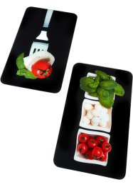 Plaques de protection Caprese (Ens. 2 pces.), bpc living bonprix collection