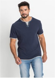 T-shirt style 2en1 Regular Fit, bpc bonprix collection