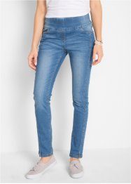 Jean extensible, taille haute, bpc bonprix collection