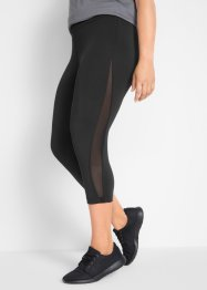 Legging de sport sculptant longueur 3/4, niveau 1, bpc bonprix collection