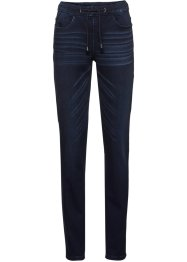 Jean-jogging avec taille confortable, STRAIGHT, John Baner JEANSWEAR