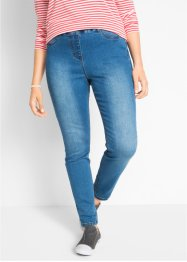 Legging en jean power-stretch, taille haute, bpc bonprix collection
