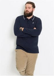 Polo manches longues, bpc bonprix collection
