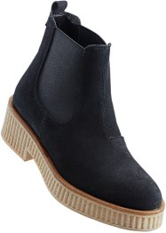 Bottines Chelsea en cuir, RAINBOW