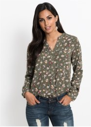Blouse encolure en V, BODYFLIRT