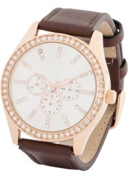 Montre avec strass, bpc bonprix collection