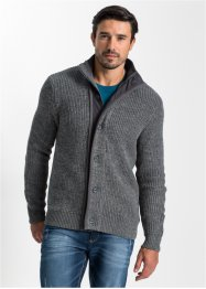 Gilet en maille Regular Fit, bpc bonprix collection