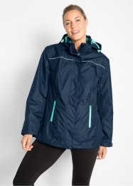 Veste fonctionnelle outdoor 3 en 1, bpc bonprix collection