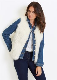 Gilet en synthétique imitation fourrure, bpc selection