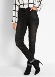 Jean biker Maite Kelly, bpc bonprix collection
