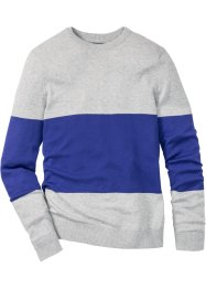 Pull col rond Regular Fit, bpc bonprix collection