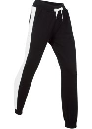 Pantalon de jogging en coton, long, Niveau 1, bpc bonprix collection