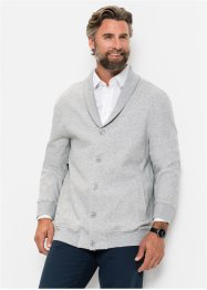 Veste en sweat structuré Regular Fit, bpc selection