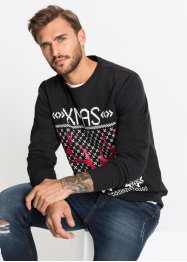 Sweat-shirt Slim Fit, RAINBOW