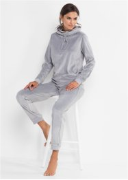 Pyjama en velours ras, bpc selection