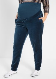 Pantalon de grossesse en jersey velours, bpc bonprix collection
