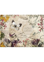 Tapis de protection motif papillon, bpc living bonprix collection