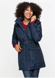 Manteau droit cintre femme