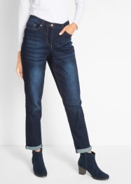 Jean extensible Boyfriend avec taille confortable, bpc bonprix collection