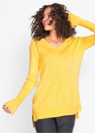 Pull oversize avec fente, bpc bonprix collection