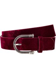 Ceinture en velours, bpc bonprix collection