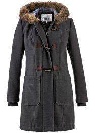 Duffel-coat à capuche, bpc bonprix collection