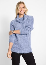 Pull duveteux oversize, bpc bonprix collection