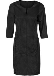 Robe en synthétique imitation daim, BODYFLIRT