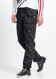 Pantalon cargo Baggy Fit Straight, RAINBOW