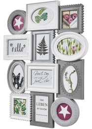 Cadre-photos pour 12 photos, bpc living bonprix collection