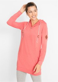 Sweat-shirt long, manches longues, bpc bonprix collection