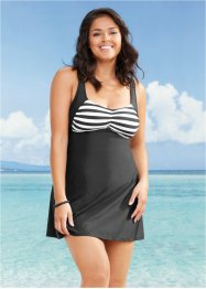 Tankini long (Ens. 2 pces.), bpc bonprix collection