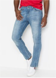Jean extensible Slim Fit Straight, John Baner JEANSWEAR