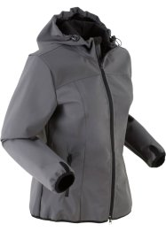 Veste Softshell à capuche, bpc bonprix collection