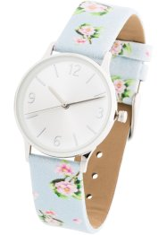 Montre Fleurs, bpc bonprix collection