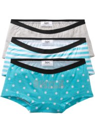 Lot de 3 culottes, bpc bonprix collection