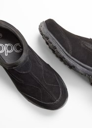 Slippers en cuir, bpc bonprix collection