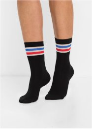 Lot de 4 paires de chaussettes de sport, bpc bonprix collection
