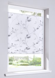 Store plissé motif floral, bpc living bonprix collection