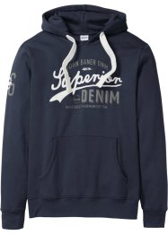 Sweat-shirt à capuche, John Baner JEANSWEAR