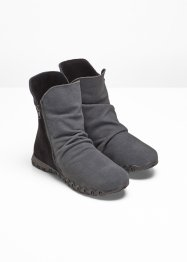 Boots confortables en cuir, bpc selection