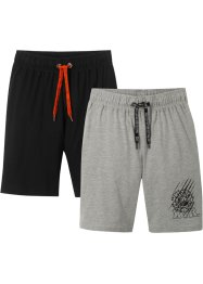 Lot de 2 bermudas, bpc bonprix collection