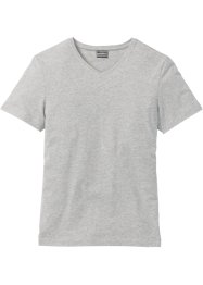 T-shirt avec élasthanne Slim Fit, bpc selection