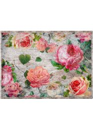 Tapis de protection Roses, bpc living bonprix collection