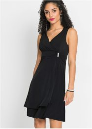 Robe en jersey avec application, BODYFLIRT