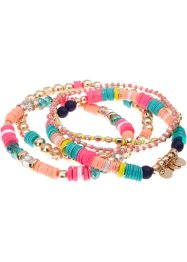 Set de bracelets (Ens. 5 pces.), bpc bonprix collection