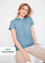 Blouse éco-responsable en lyocell, bpc bonprix collection