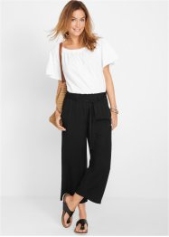 Jupe-culotte en viscose fluide, bpc bonprix collection