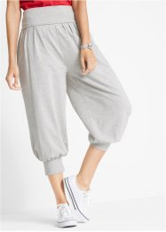 Pantalon sarouel, longueur 3/4, bpc bonprix collection