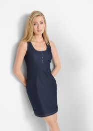 Robe extensible look jean, John Baner JEANSWEAR